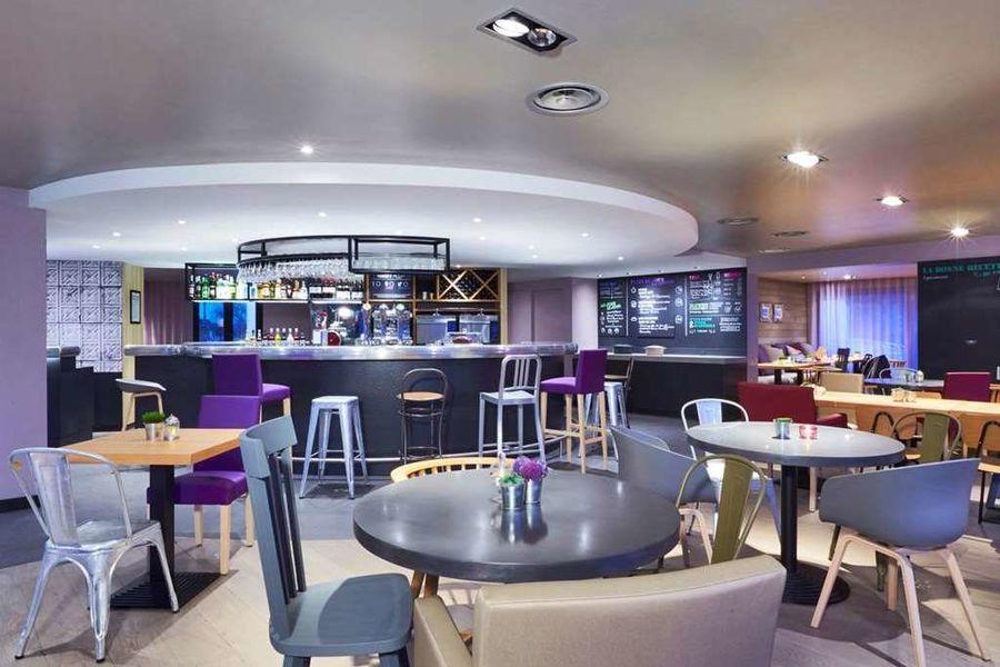 Campanile Paris Ouest - Pont de Suresnes *** Restaurant