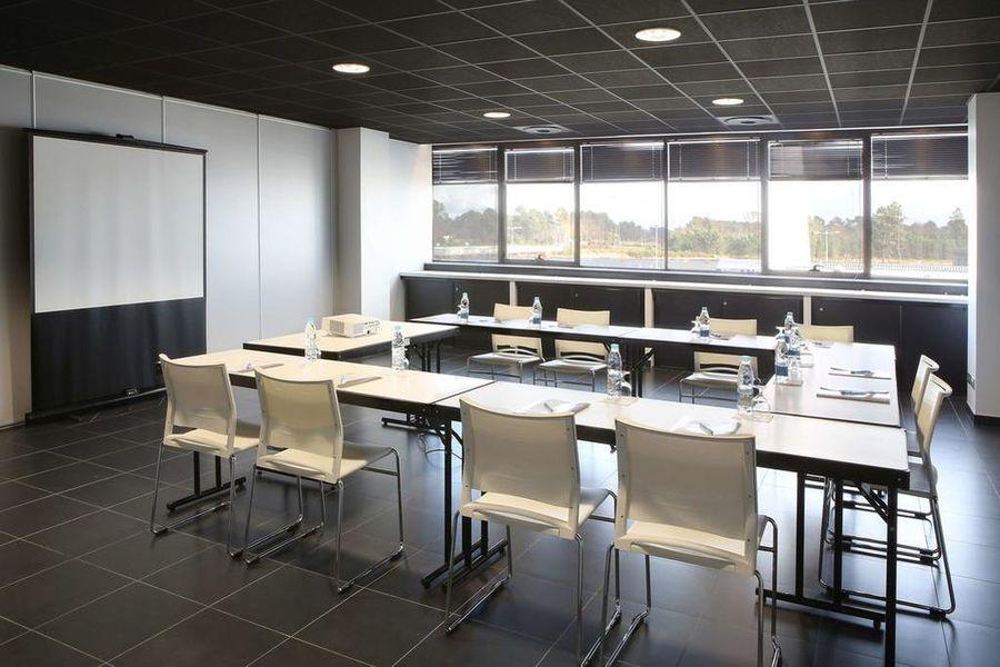 Best Western Plus - Design & Spa Bassin d'Arcachon Salle de séminaire