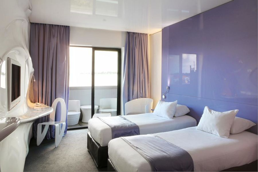 Best Western Plus - Design & Spa Bassin d'Arcachon Chambre