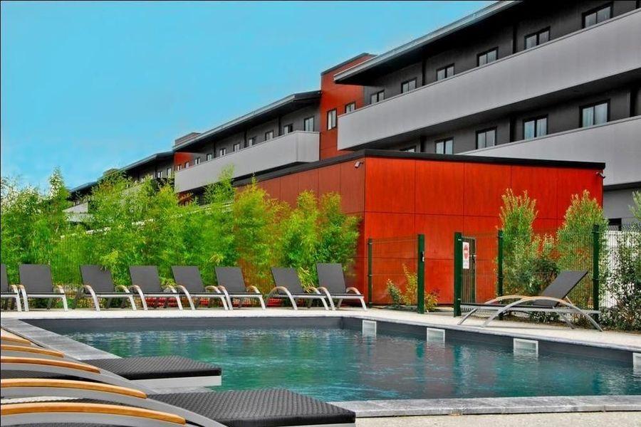 Best Western Plus - Design & Spa Bassin d'Arcachon Extérieur