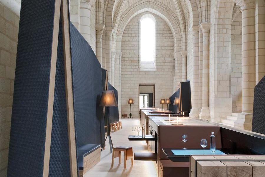 Abbaye de Fontevraud Restaurant