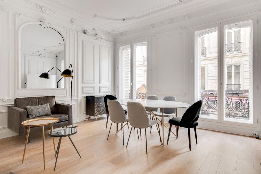 Cocoon - Lavoisier Table de Travail en marbre