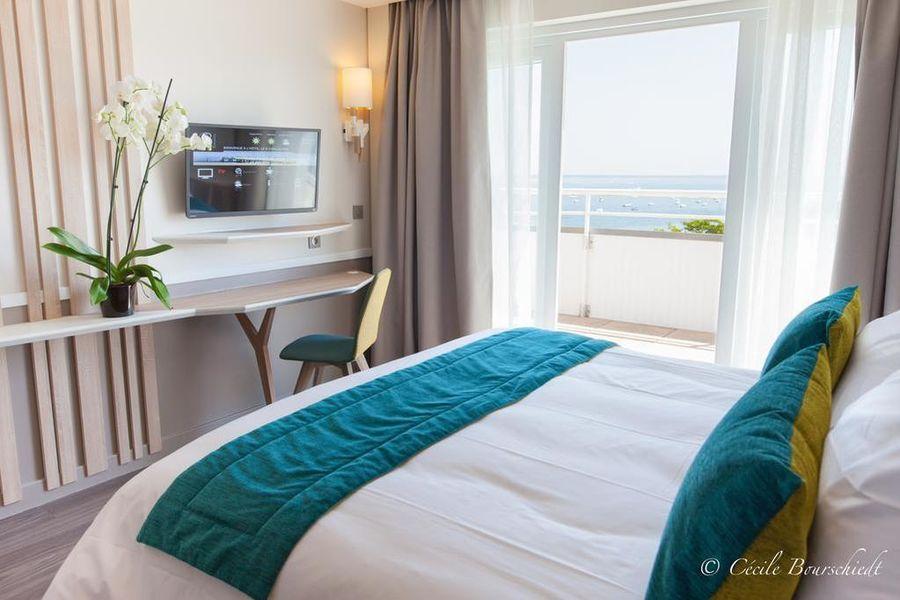 Hotel Le B d'Arcachon***  Chambre