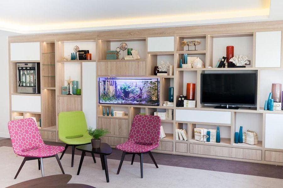 Hotel Le B d'Arcachon***  Salon