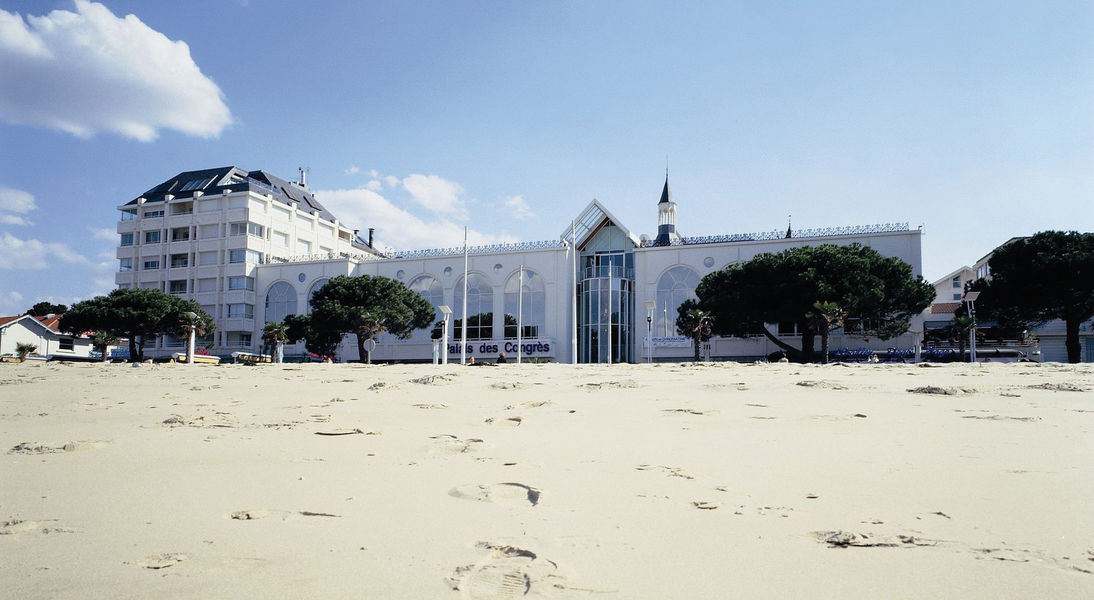 Hotel Le B d'Arcachon***  Extérieur