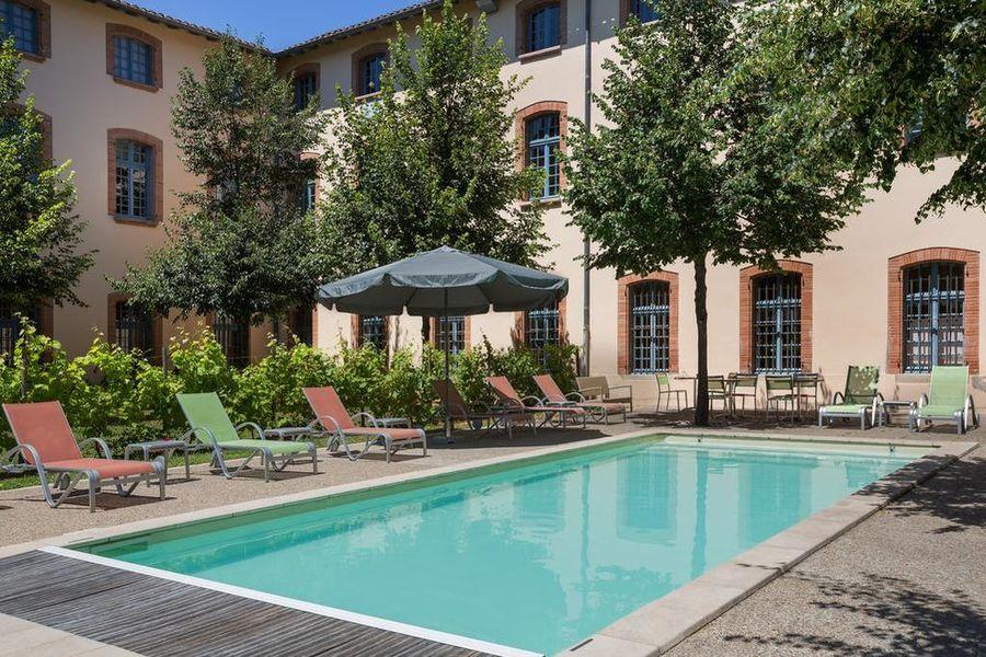 Abbaye des Capucins Spa & Resort Piscine