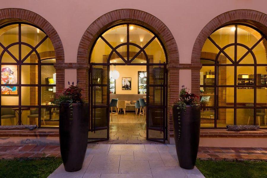 Abbaye des Capucins Spa & Resort Accueil