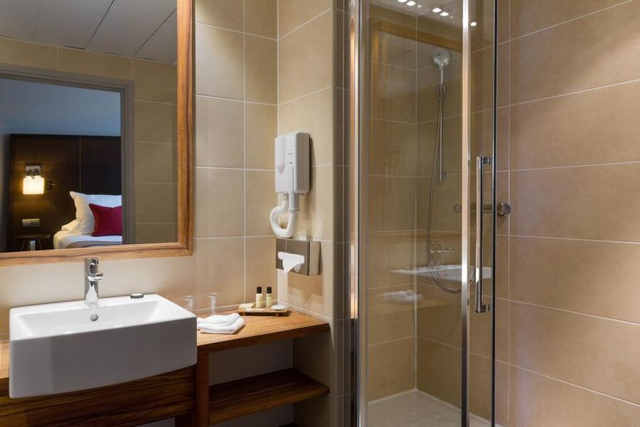 Abbaye des Capucins Spa & Resort Salle de bain