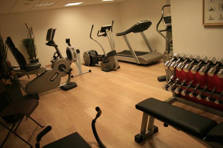 Abbaye des Capucins Spa & Resort Salle de fitness