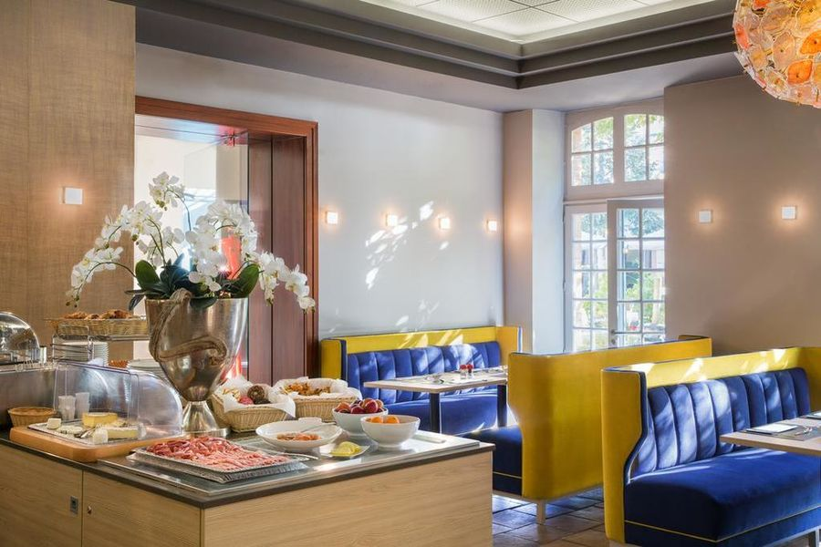 Abbaye des Capucins Spa & Resort Petit-déjeuner