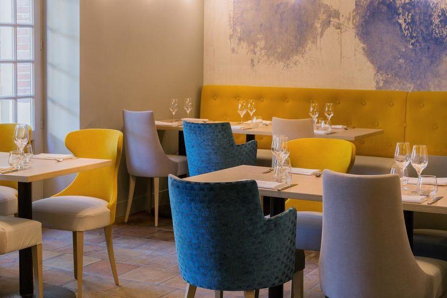 Abbaye des Capucins Spa & Resort Restaurant
