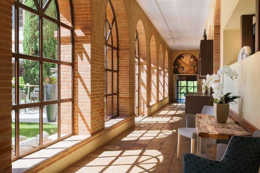 Abbaye des Capucins Spa & Resort Terrasse