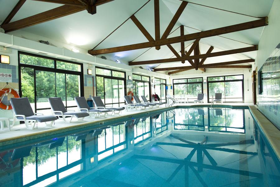 Holiday Inn Calais - Coquelles  Cap Forme : piscine chauffée