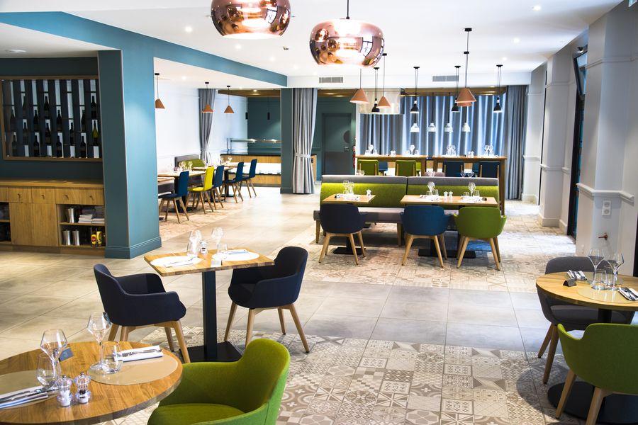 Holiday Inn Calais - Coquelles  Restaurant Ôrigin