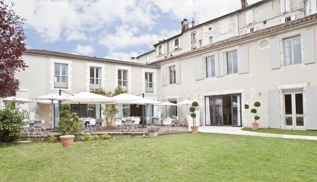 Hôtel Le Saint Gelais **** 7