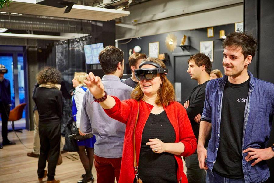 Le Pavillon Activité VR