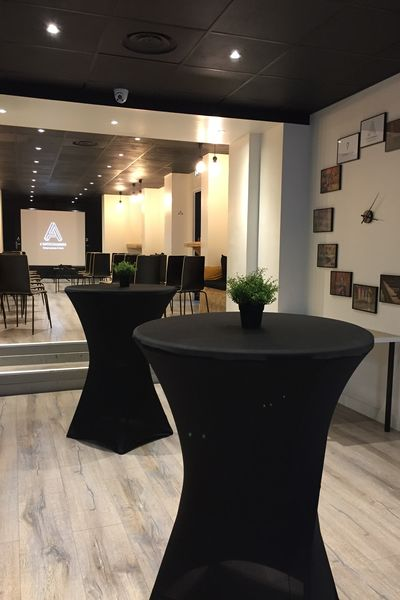 L'Antichambre Espace lounge - format théâtre + cocktail