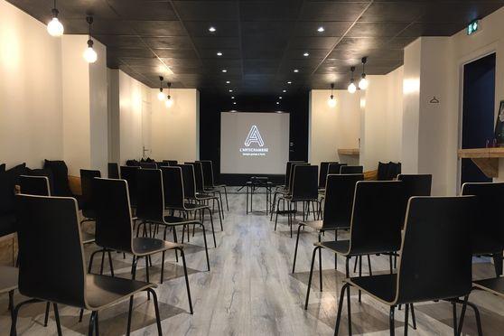 Espace lounge - Format théâtre