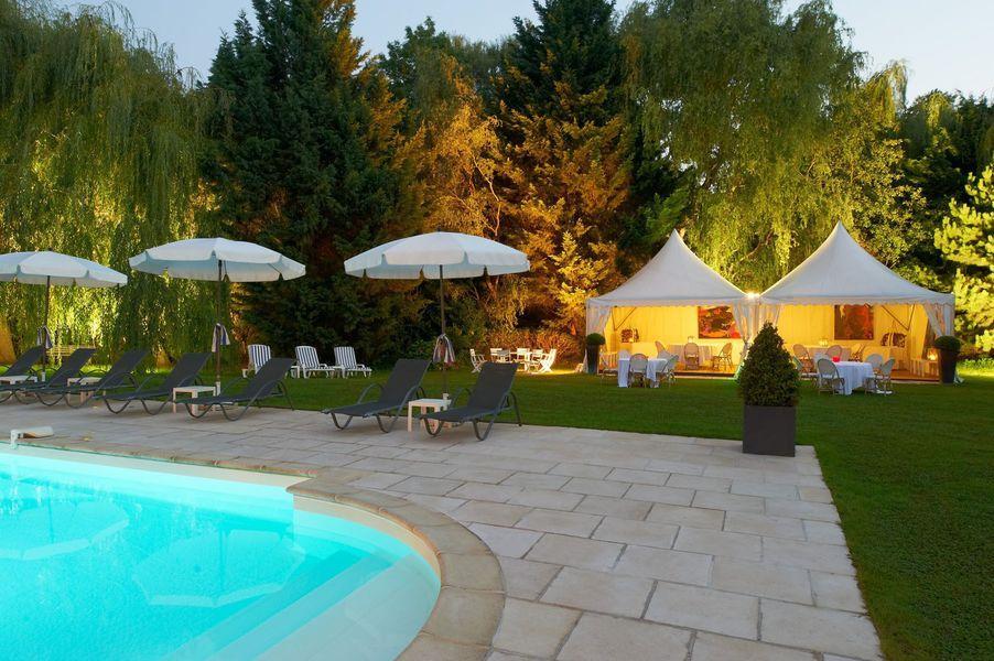 Hotel Les Jardins d'Adalric*** Piscine