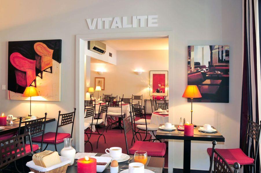 Hotel Les Jardins d'Adalric*** Hotel Les Jardins d'Adalric***