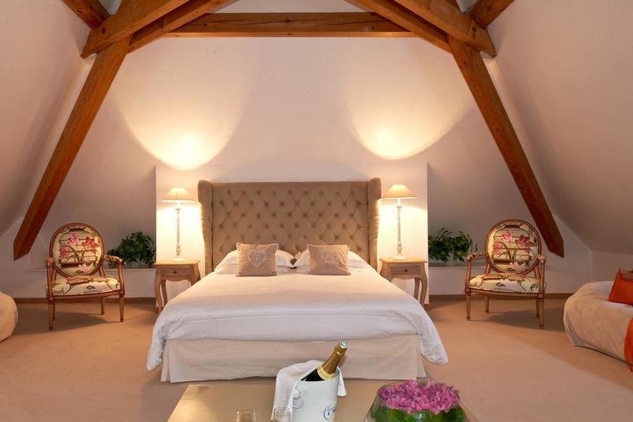 Hotel Les Jardins d'Adalric*** Chambre
