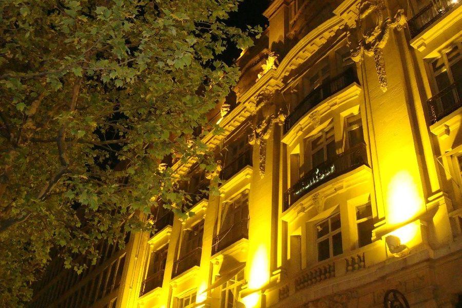 Showroom Loft Champs Elysées facade