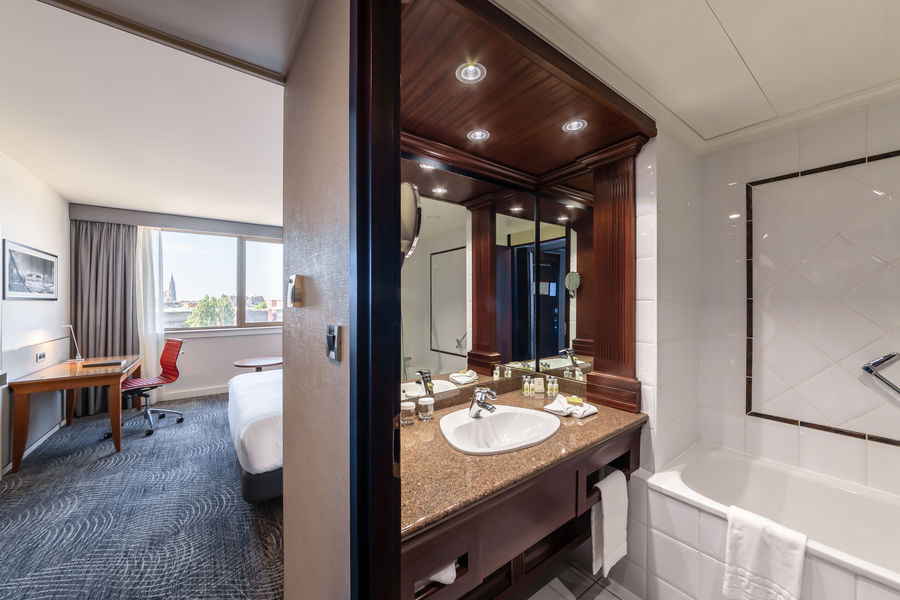 Hilton Strasbourg **** Salle de bain