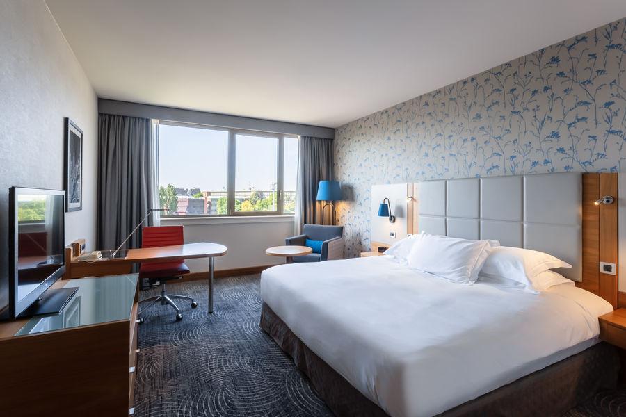 Hilton Strasbourg **** Chambre