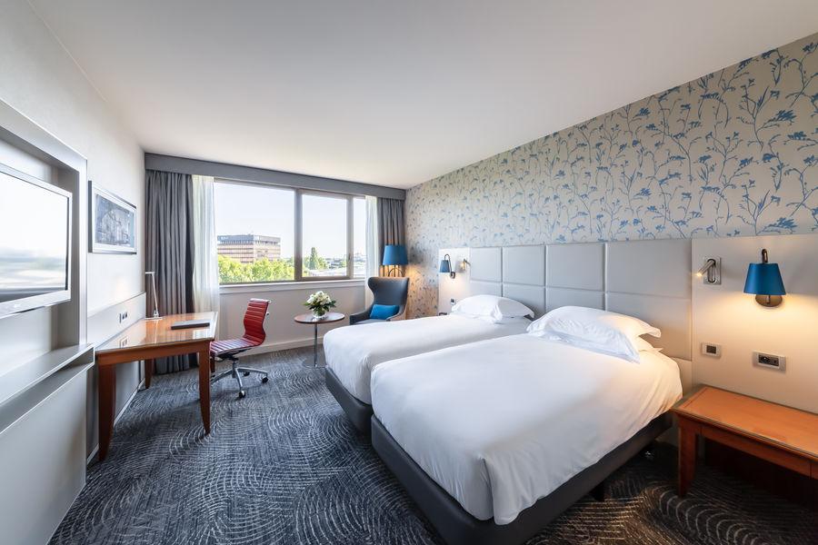 Hilton Strasbourg **** Chambre Twin