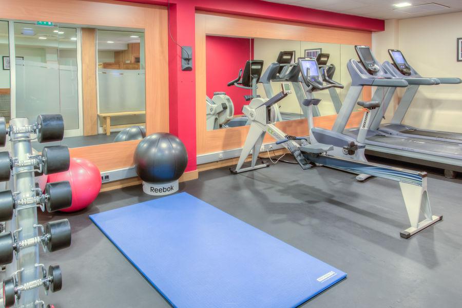 Hilton Strasbourg **** Salle de fitness