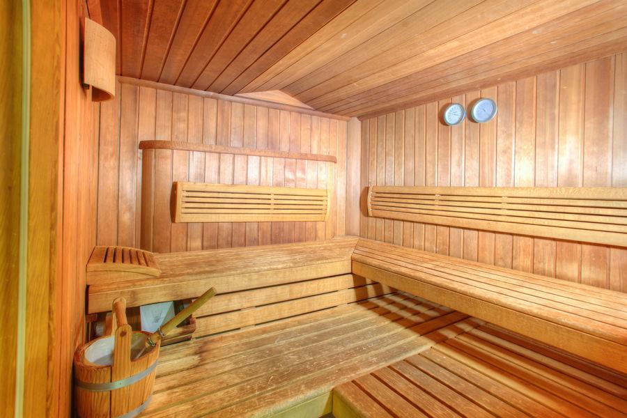 Hilton Strasbourg **** Sauna