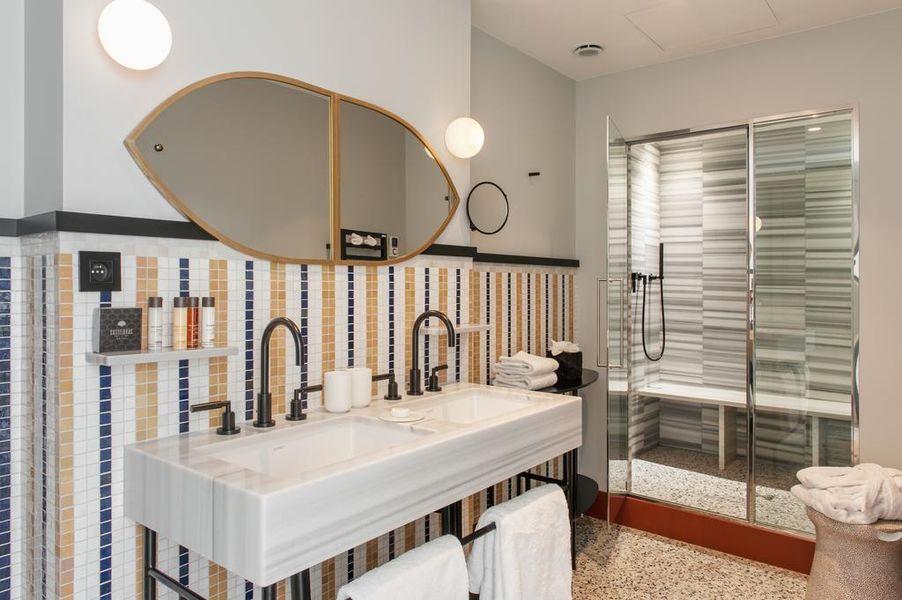 Castelbrac ***** Salle de bain