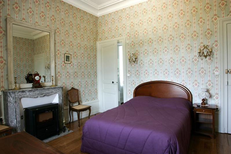 Château de Montbraye Chambre