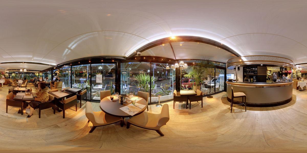 Les Jardins du capitole  Espace intérieur
