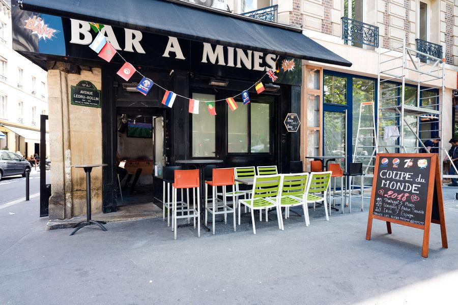 Bar à Mines Terrasse