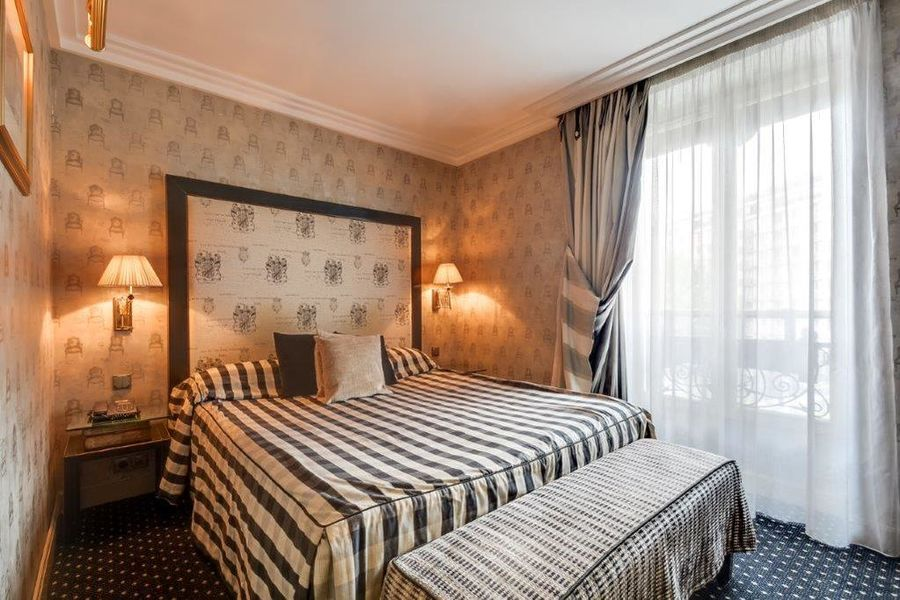 Villa Lutèce Port Royal **** Chambre Standard
