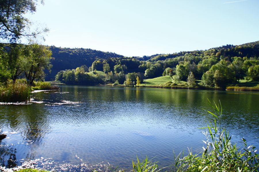 Là-Haut, cabanes perchées le lac naturel de La Thuile