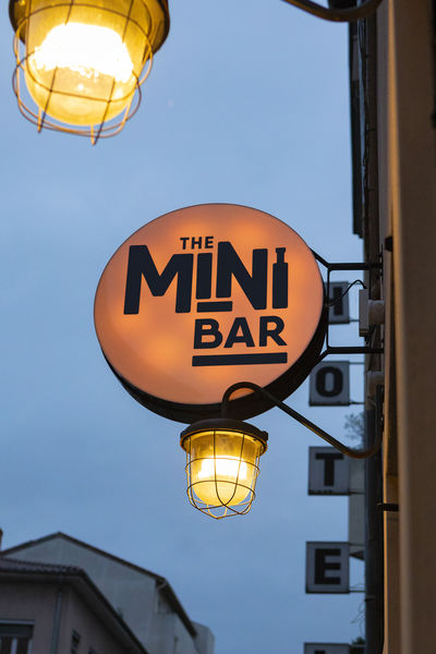 The Mini Bar The Mini Bar