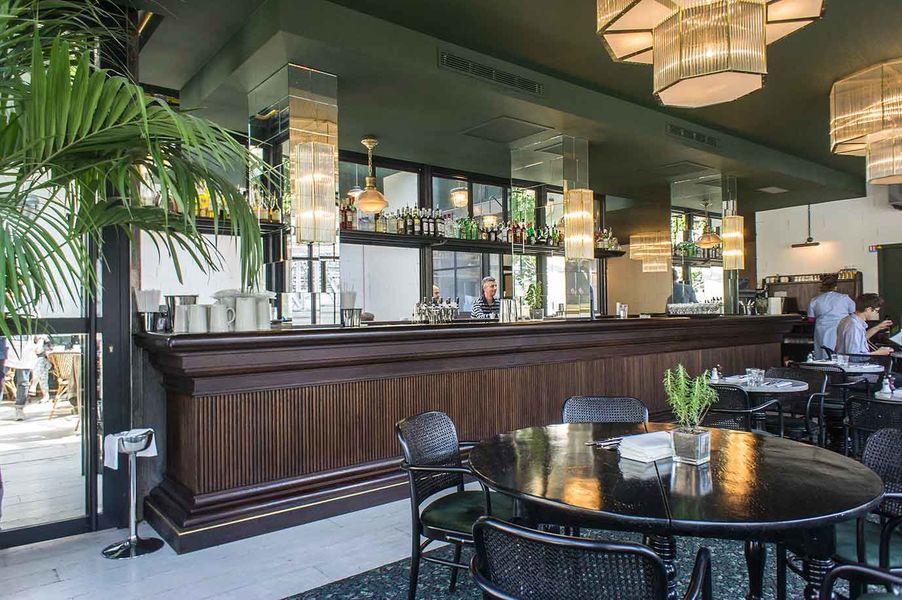 Brasserie Barbès Bar