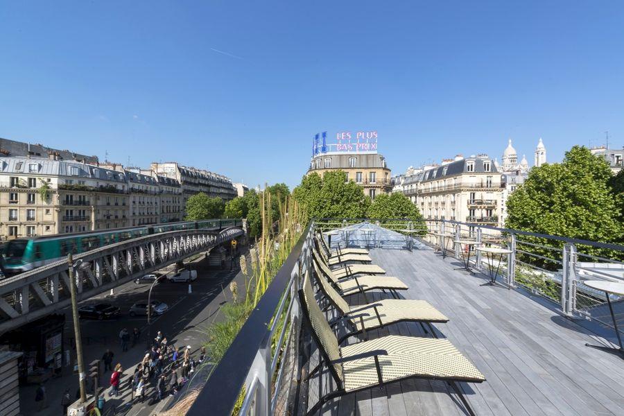 Brasserie Barbès Rooftop