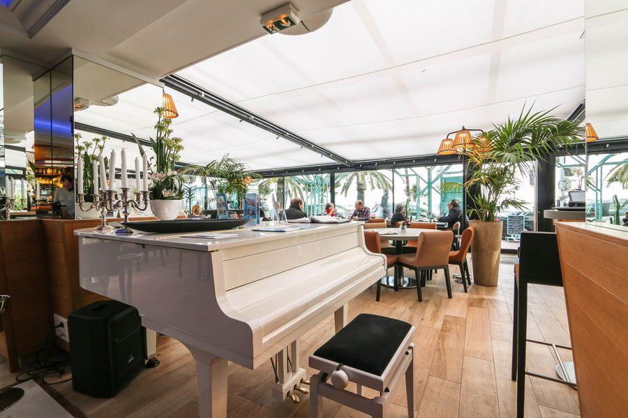 Les Jardins du capitole  Piano Bar