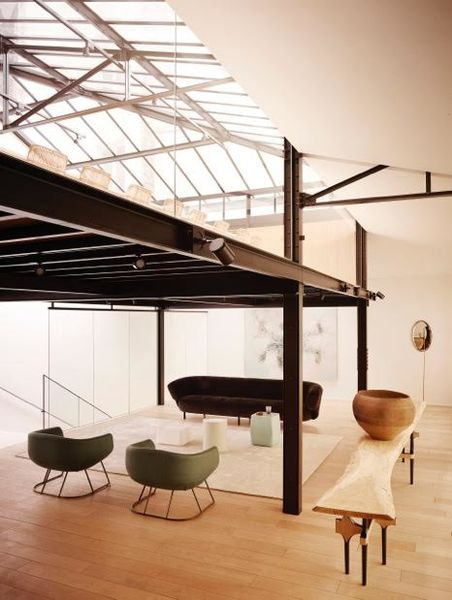 Studio des Acacias 1er étage