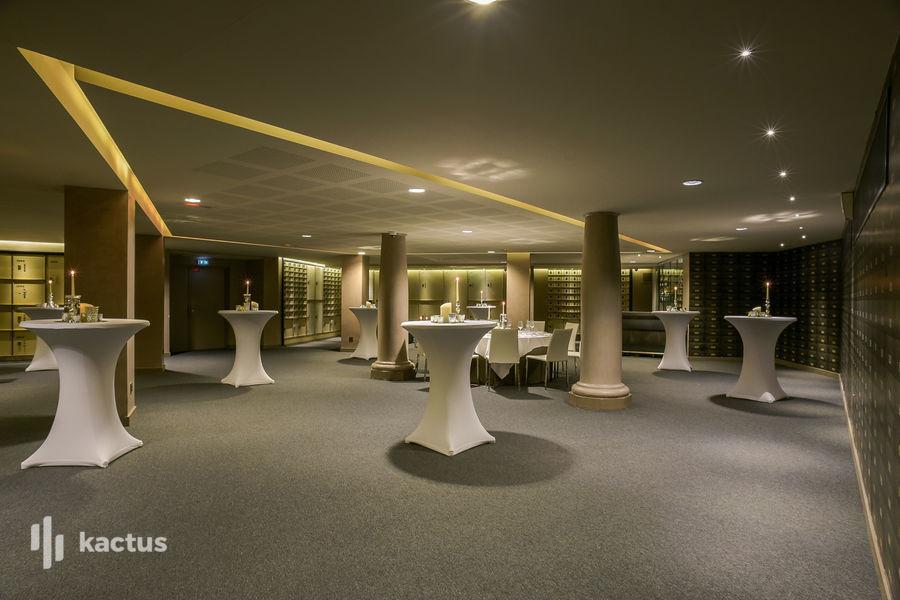 Hôtel Banke ***** Salle des Coffres