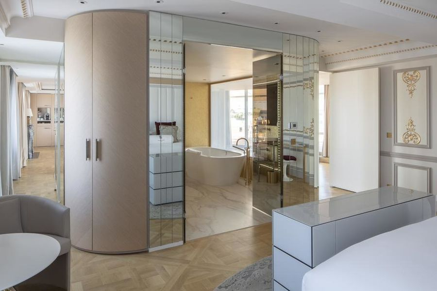 Hôtel Bowmann Salle de bain