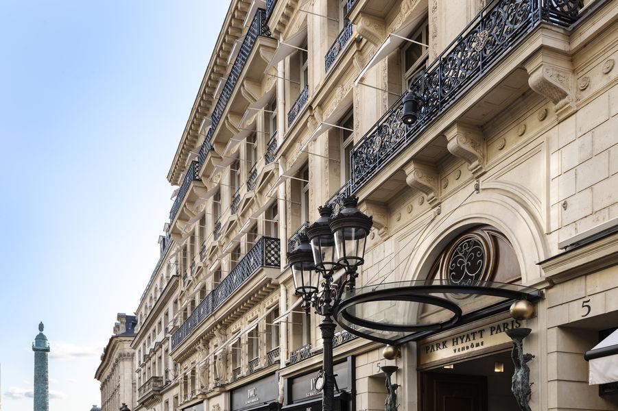 Park Hyatt Paris-Vendôme ***** Façade