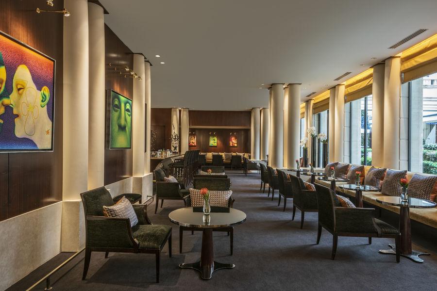 Park Hyatt Paris-Vendôme ***** Le bar - Privatisable en journée