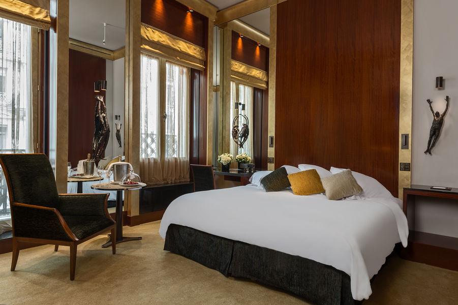Park Hyatt Paris-Vendôme ***** Park Deluxe Room