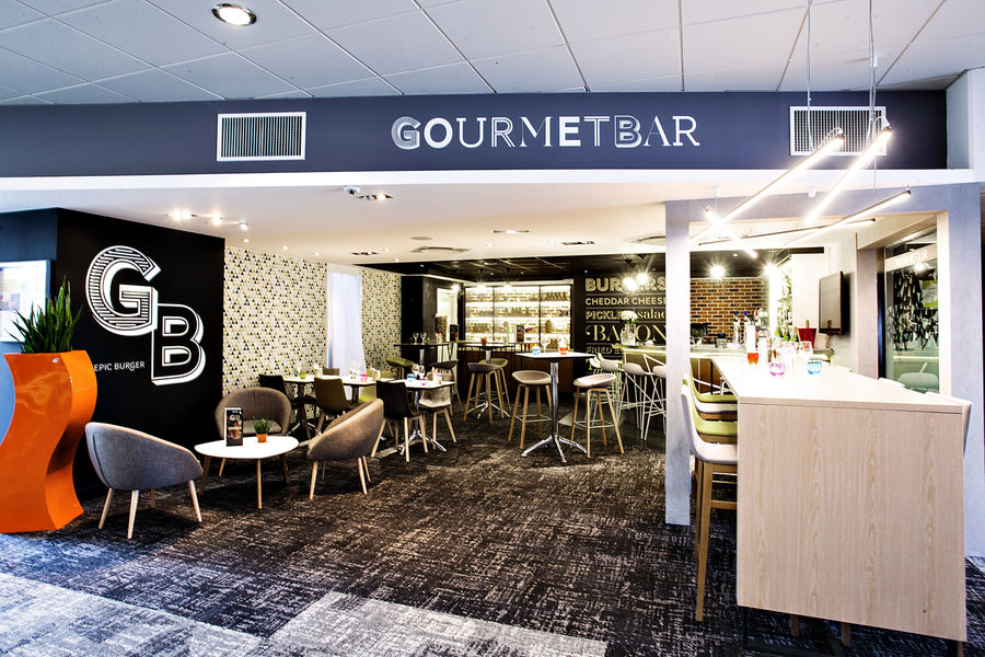 Novotel Toulouse Purpan Aéroport **** Bar