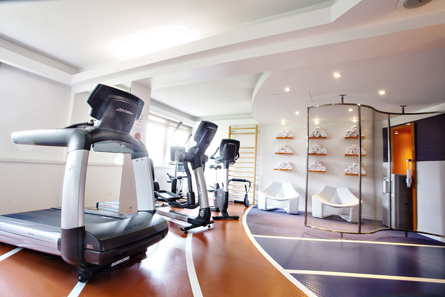 Novotel Toulouse Purpan Aéroport **** Salle de fitness