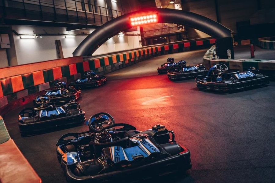 Aerokart Karting indoor